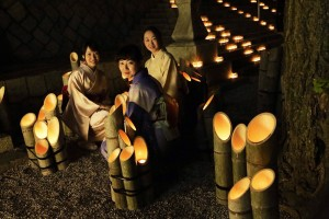 キャンドルナイト甲宗八幡神社 (3)