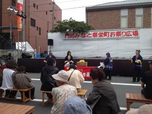 門司みなと祭り (5)