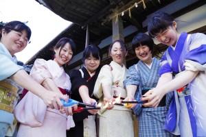 キャンドルナイト甲宗八幡神社 (1)