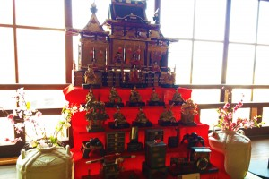 三宜楼ひな祭り (4)