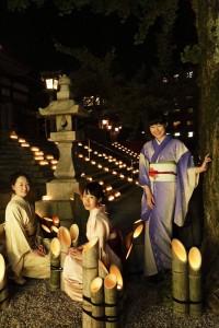 キャンドルナイト甲宗八幡神社 (7)