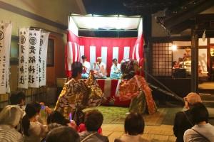貴船神社夏祭り (2)