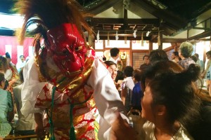 貴船神社夏祭り (3)