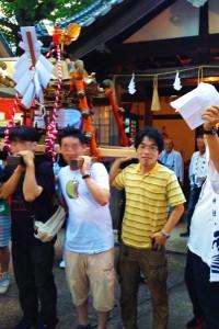 貴船神社夏祭り (1)