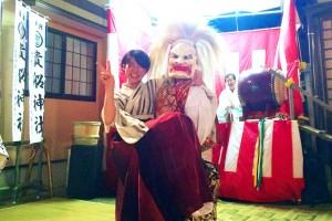 貴船神社夏祭り (5)